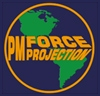 Logo of PM Force Projection