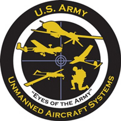 Logo of US Army PM Unmanned Aircraft Systems